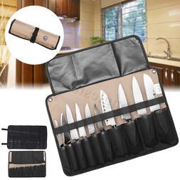 10/21 Pockets Chef Knife Bag Roll Bag Carry Case Bag Kitchen