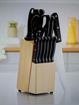 14-Piece Knife Set with High-carbon Stainless-steel Blades a