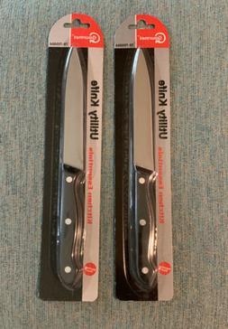 2 utility knives kitchen essentials