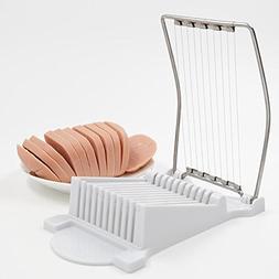 2018 Meat Slicer Spam Cutter Musubi Slicer Stainless Steel L