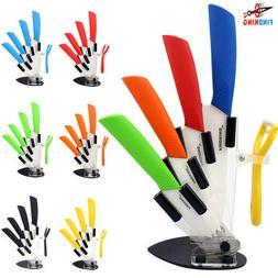 """3"""" 4"""" 5"""" 6"""" inch Ceramic Knife Set Ceramic Kitchen Knives Se"""