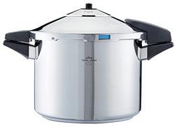 Kuhn Rikon 30902 Duromatic Pressure Cooker with Bluetooth Ca