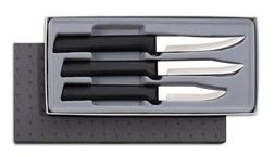Rada G201 Paring Kitchen knife Set 3pc USA made cutlery L/R