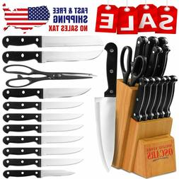 World Class Knife Set Kitchen Sets With Block Holder Best Ut