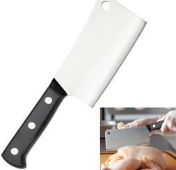 6-Inch Cleaver Stainless Steel Meat Vegetable Chopper Blade