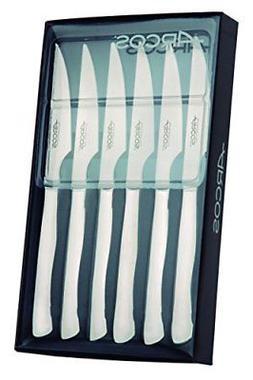 ARCOS 6-Piece Monoblock Steak knife Set