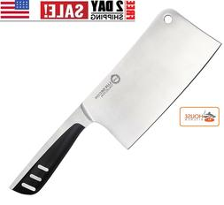 7 high carbon stainless steel meat cleaver