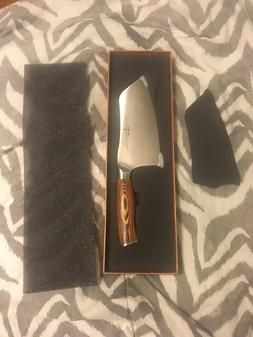 TUO 7 inch Kitchen Knife Cutlery Good Condition