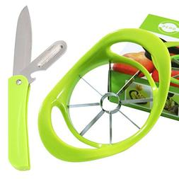 8 Blades Apple Slicer and Corers with Comfortable Ergonomic