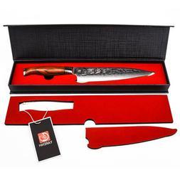 "YARENH 8"" inch Damascus Chef Knives Gyuto Knife Japanese VG1"