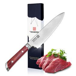 Ding 8 inch Chef's Knife Stainless Steel Kitchen Knives Vege