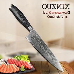 XINZUO 8'' inches Chef <font><b>Knife</b></font> <font><b>Gy