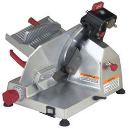 """TableTop King 825A-PLUS 10"""" Manual Gravity Feed Meat Slicer"""
