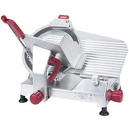 """TableTop King 827E-PLUS 12"""" Manual Gravity Feed Meat Slicer"""