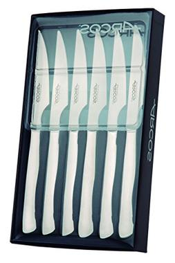 ARCOS 6-Piece Monoblock Steak knife Set