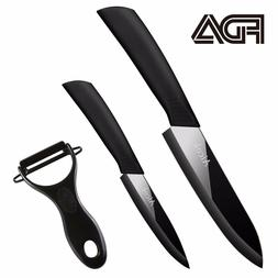 Aicok Chef Knife Knife Ceramic Blade Kitchen Knives 2 Piece