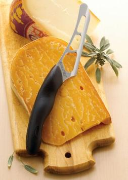 """CUTCO Model 1504 soft handle Cheese Knife --- 5.5"""" stainless"""
