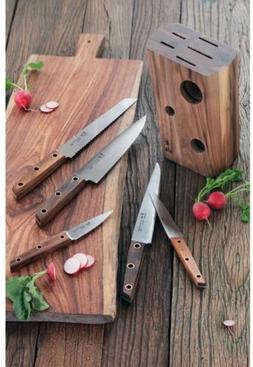 Cangshan W Series 6-Piece German Steel Kitchen Knife Knives