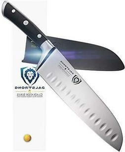 DALSTRONG Santoku Knife - Gladiator Series - German HC Steel
