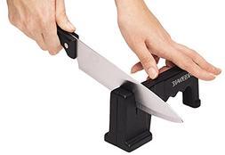 Farberware Ultrapro Knife Sharpener, Black