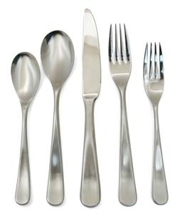 Hampton Forge, Stephanie, 20 Piece Flatware Set