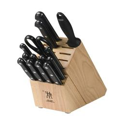 Henckels Twin Gourmet 15 piece Knife Block Set