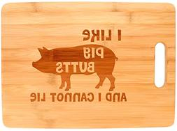 I Like Pig Butts Cannot Lie Bacon BBQ Grilling Chef Gift Big