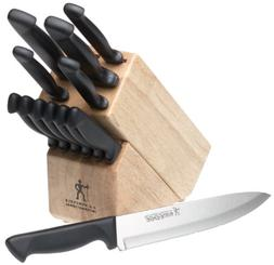 J.A. Henckels International Everedge 13-Piece Knife Set with