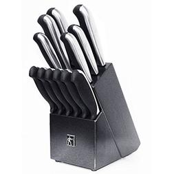 J.A. Henckels International Everedge Plus 13-pc Knife Block