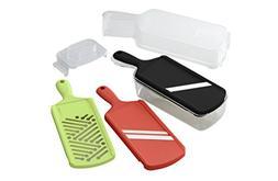 Kyocera Advanced Ceramic Slicer Set with Adjustable Mandolin