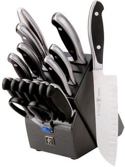 Synergy Forged 16-Piece East Meets West Assorted Knife Set D