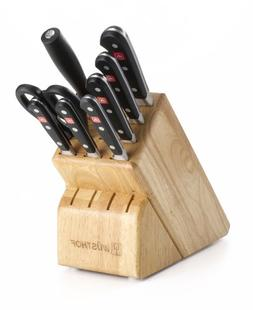 Wusthof Classic 9-Piece Cutlery Set with Storage Block