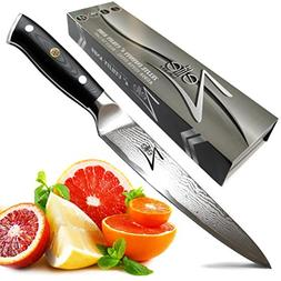 "ZELITE INFINITY Utility Knife 6"" - Alpha-Royal Series - Pe"