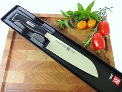 "ZWILLING J.A.HENCKELS 4-STAR II -5 1/2"" SANTOKU Kitchen Kniv"