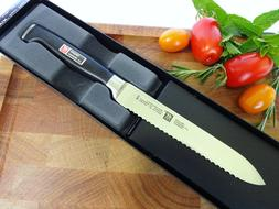 "ZWILLING J.A.HENCKELS 4-STAR II - 5"" SERRATED UTLITY Kitchen"
