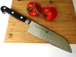 "ZWILLING J.A.HENCKELS PROFESSIONAL-S 5"" SANTOKU Kitchen Knif"