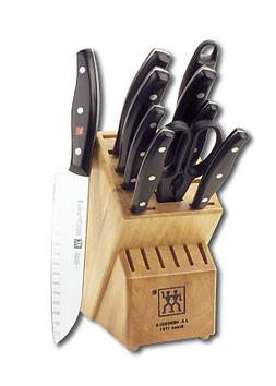 Zwilling J.A. Henckels 30768-000 TWIN Signature Knife Block