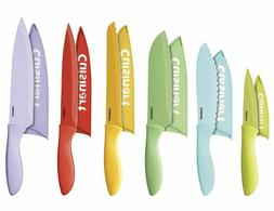 Cuisinart Advantage Multi-Color Collection 12-Piece Knife Se