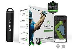 Arccos Caddie Golf Game Tracking System    Bundle with PlayB