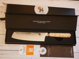"Miyabi Birchwood SG2 6.5"" Nakiri Knife"