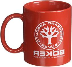 Boker 09BO180 Coffee Mug, Red