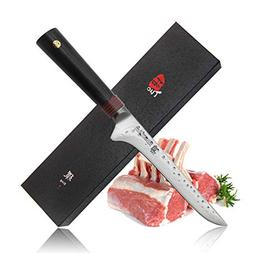 TUO Cutlery Boning Fillet Knife 6 inch, Japanese AUS-10 High