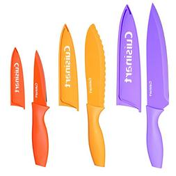 Cuisinart C55CNS-6PCS Advantage Color Collection 6-Piece Non