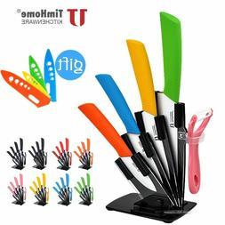 Ceramic knife set 3'4'5'6' kitchen knives chef knives Paring