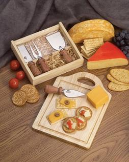 Chicago Cutlery 6-Piece Cheese Board Set