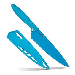 Zyliss 7.25-Inch Chef's Knife, Blue