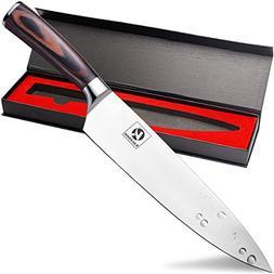 Kacebela Chef Knife Chef's Knife 8 inches, Kitchen knife Hig