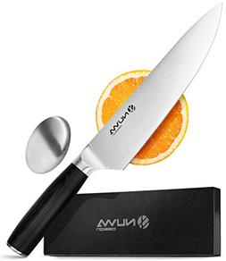 Nuwa Design 8 Inch Chef Knife High Carbon Stainless Steel Bl