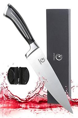 Coolinaria Chef Knife Razor Sharp Full Tang Stainless Steel