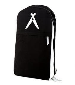 ExecuChef Knife Roll Bag | Ergonomic Backpack with 17 Pocket